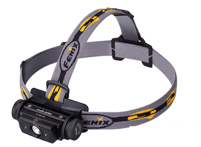 Fenix HL60R headlamp is a great all-around headlamp from a company known for quality headlamps.