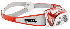 Petzl Reactik Plus headlamp is rated second best herping headlamp ever.