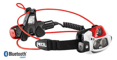 Best running headlamp 2017 - Petzl Nao+ Plus