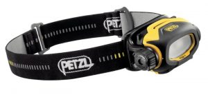 Petzl Pixa 1 ATEX headlamp with 60 max lumens light output