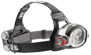 Petzl Ultra Rush Headlamp best headlamps under $500.