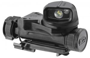 Petzl Strix IR VL Tactical Headlamps with 100 lumens max light output.