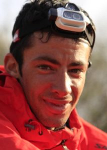 Kilian Jornet Petzl Headlamp Spokesperson