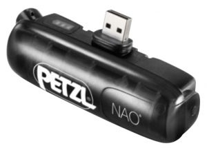 Petzl Nao 3 Rechargeable Battery with 2600 mAh