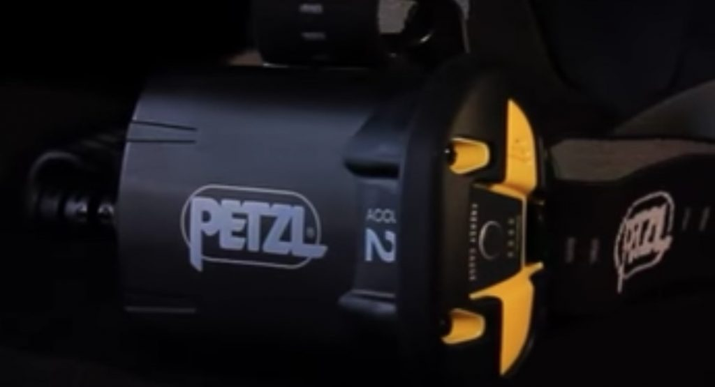 Petzl DUO S Battery, the ACCU 2 revised.